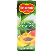 Delmonte Mango and Papaya Juice